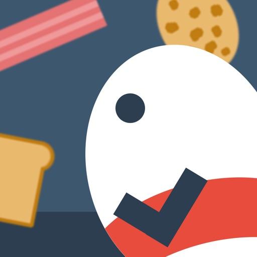 Eggs Break Fast iOS App