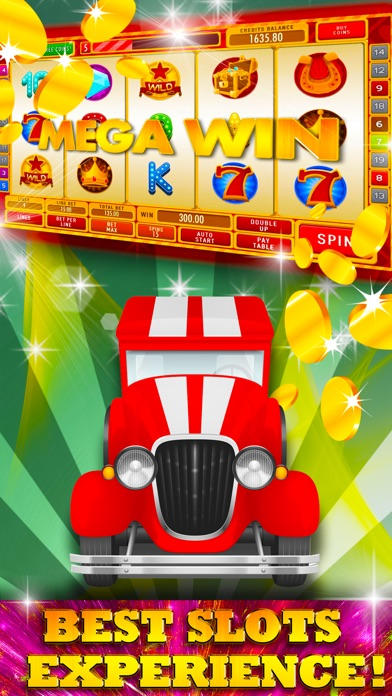 Fastest Slot Machine: Spin the fortunate Sports Car Wheel and gain daily rewards-0