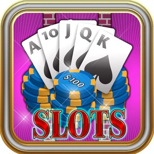HD Wild Card Slots Machine -  Ultimate Big Win Casino iOS App
