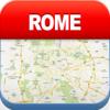 Roma Offline Map - Ciudad Metro Aeropuerto