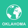 Oklahoma, USA Offline Map : For Travel