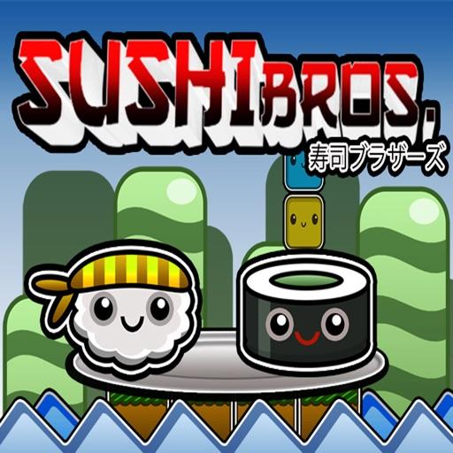 Super sushi bros iOS App