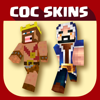 Free Skins for Minecraft PE (Pocket Edition)- Newest Skin for COC