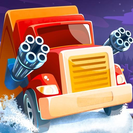 Snow Village Truck PRO iOS App