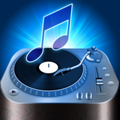 Ringtone DJ. Create free unique custom alerts and ringtones icon