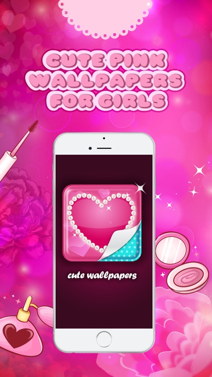 Cute Pink Wallpapers For Girls Fancy Edition Of Backgrounds For