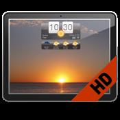 Living Weather HD: 7-day local forecast, Live desktop wallpaper & Screensaver