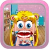 Dentist Game For: Sailor Moon Version