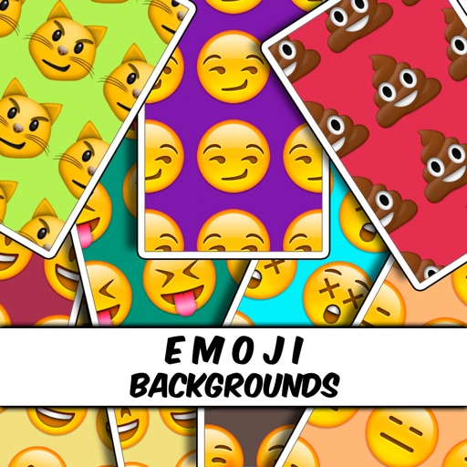 Awesome Emoji Wallpaper and Lockscreen Designs iOS App