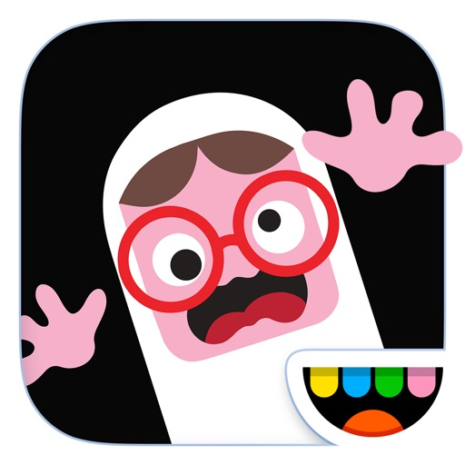 Toca Boo app for ipad