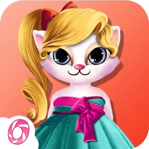 Pregnant Kitty Spa-Pet Salon&Angela Cat&Fashion Design iOS App