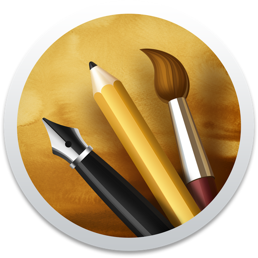 Paint Brushes for Mac