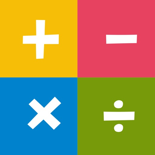 Mathmen Learn Endless Add Subtract Divide Multiply
