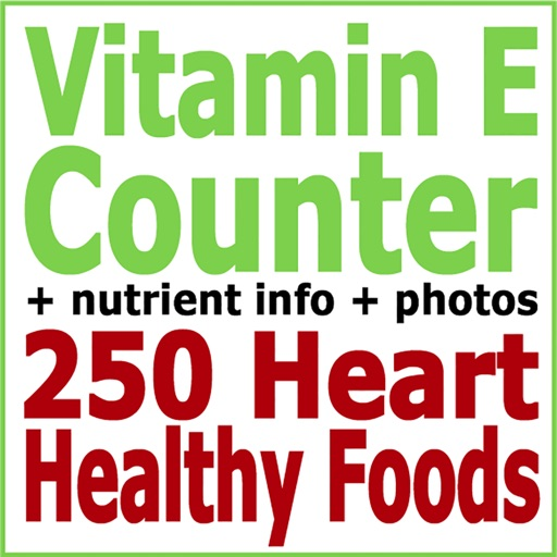 Absolute Healthy Diet Vitamin E Counter: 250 Heart Healthy Foods