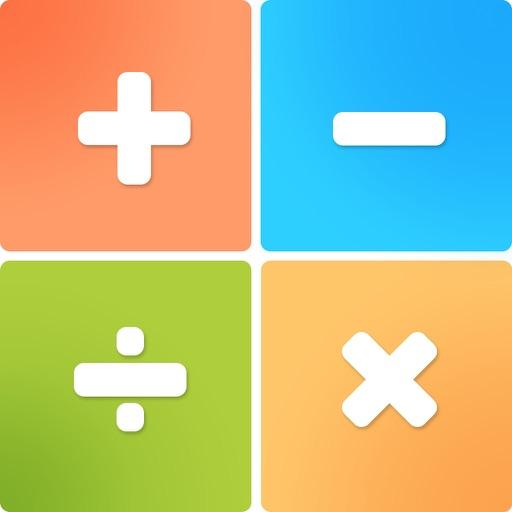 Quick Math: Brain Workout iOS App