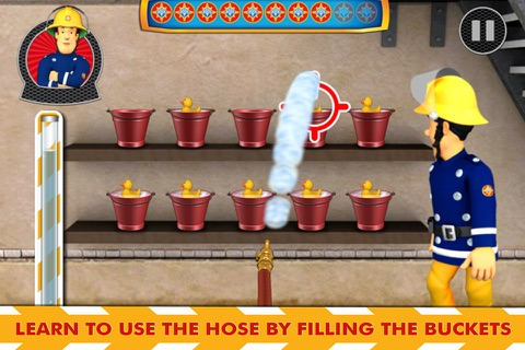 Fireman Sam - Junior Cadet screenshot 1