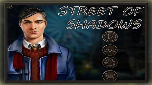 Street Of Shadows Hidden Object Screenshot