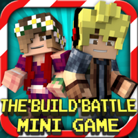 The Build Battle : Mini Game With Worldwide Multiplayer