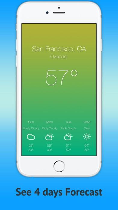 Местная погода-солнцеСкриншоты 1