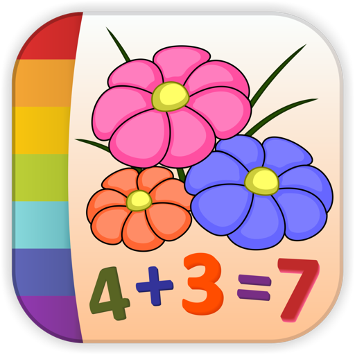 Color by Numbers - Flowers - Free for Mac