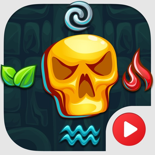5 Elements - Match 2 Puzzle Game