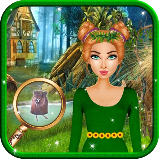 Forest Child Hidden Object iOS App