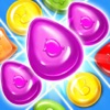 Candy Heroes 2 - Match kendall sugar and swipe cookie to hit goal
