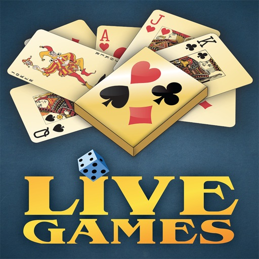 Cards LiveGames - Online Play