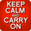 Keep Calm and Carry On:The Original