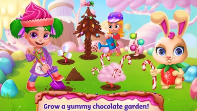 Chocolate Candy Party - Fudge Madness screenshot