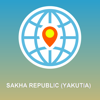 Dmitry Fedorchenko - Sakha Republic (Yakutia) Map - Offline Map, POI, GPS, Directions  artwork