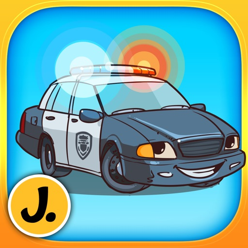 Cars, Trucks and other Vehicles: 2 - puzzle game for little boys and preschool kids - Free iOS App