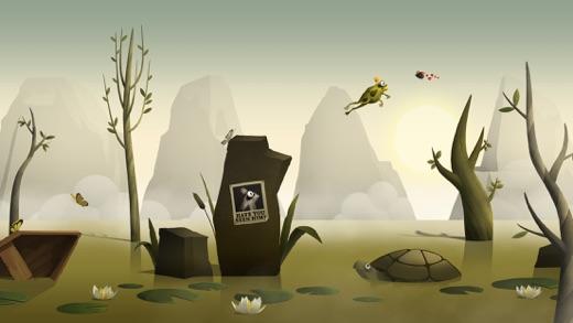 Runaway Toad Screenshot
