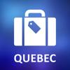 Quebec, Kanada Detaillierte Offline Map