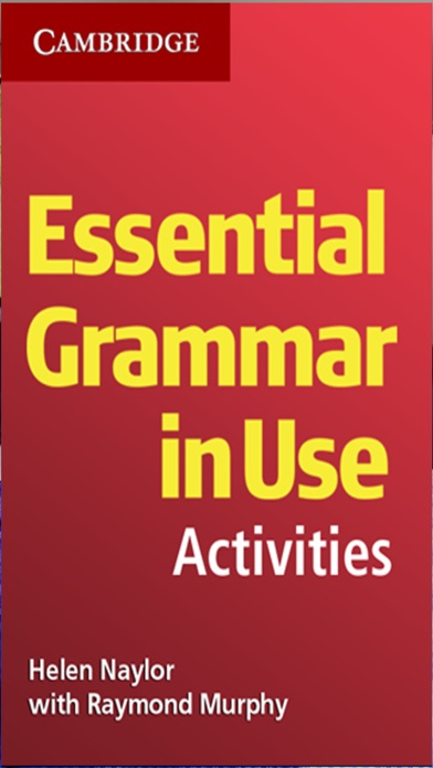 essential grammar in use на русском