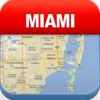 Miami Offline Map - Aeropuerto Metro City