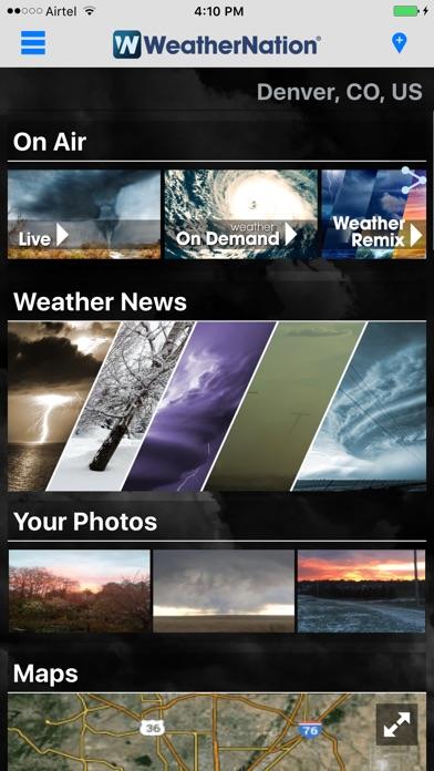 WeatherNationScreenshot of 4