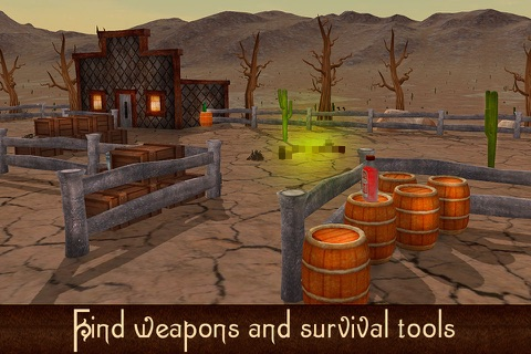 Rusty Desert Survival 3D Full screenshot 2