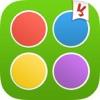 Learn colors - Educational game for toddler kids & preschool children