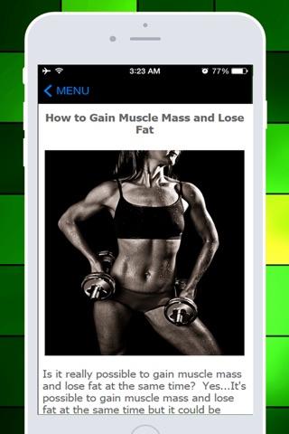 Bulkup Guide Pro - Let's Build the Massive Muscles! screenshot 3