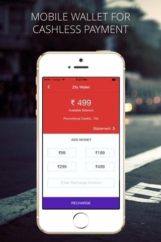 Zify - Instant Carpooling screenshot 4