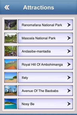 Madagascar Essential Travel Guide screenshot 3