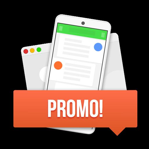 Application promo video maker online