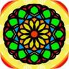 Colorare Mandala libro per adulti - gioco della meditazione rilassarsi