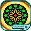 Книжка-раскраска Мандалы для взрослых (расслабиться игру медитации) - Премиум