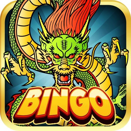 Dragon Bingo Treasure - Free Bingo iOS App