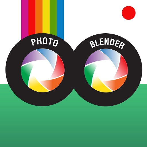 InstaPhotoBlend Pro – Layer, Crop, Blur, Morph, Mix & Superimpose Your Pictures For Instagram, Twitter, Facebook & More!