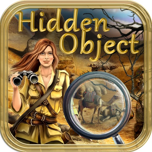 Hidden Object: Victoria Adventure Egypt - Cheops Pyramid and Sphinx