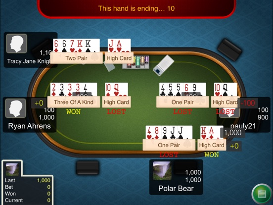 Pai gow poker app for ipad