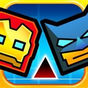 Justice Geometry Squad - Meltdown Heroes Dash hacken